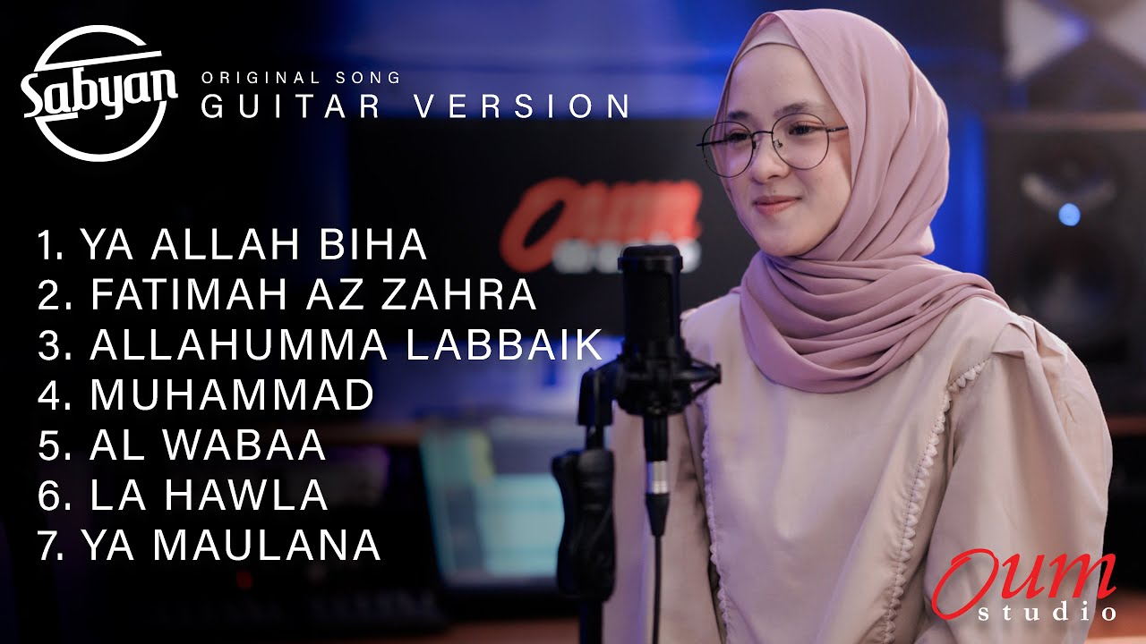 SABYAN - ORIGINAL SONG GUITAR VERSION