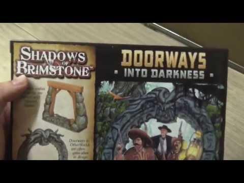 Doorways into Darkness Shadows of Brimstone