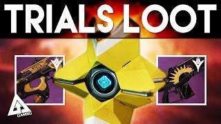 Destiny Trials of Osiris Lighthouse Rewards