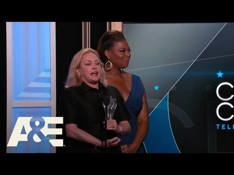 """Bessie"" Wins Best Movie Made for Television - 2015 Critics' Choice TV Awards 