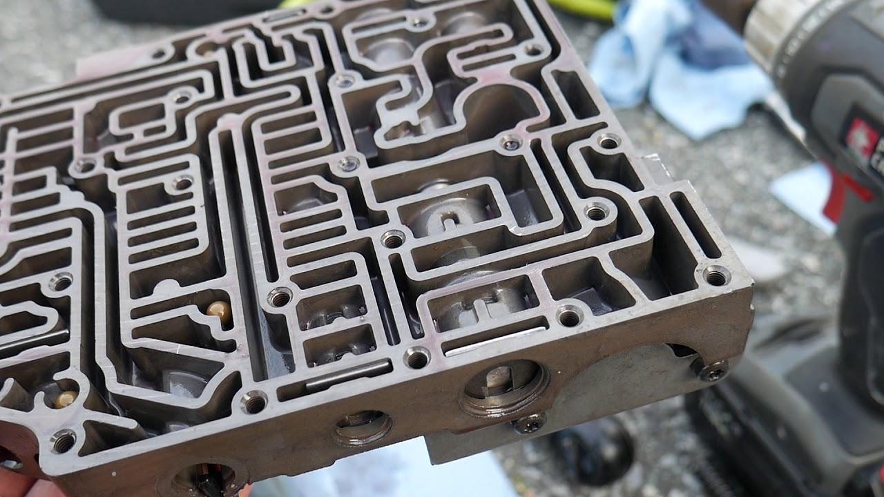 Transmission repair manuals A604, 40TE/ 41TE | Instructions