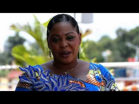 Nominees Democratic Republic of the Congo   Vlisco Women's Month 2015