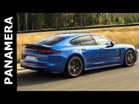 Test - Porsche Panamera (2017)