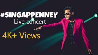Singappenney | AR Rahman's Live Performances.