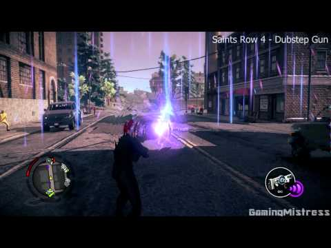 Saints Row 4 - Dubstep gun