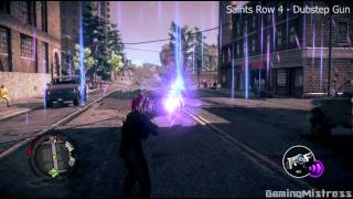 Saints Row 4 Dubstep Gun