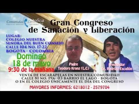 Congreso 18 de mayo Padre Teo Kranz - Dr. Rodrigo Escallón