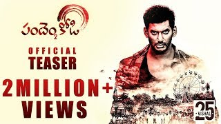 Telugutimes.net Pandem Kodi 2 Official Teaser
