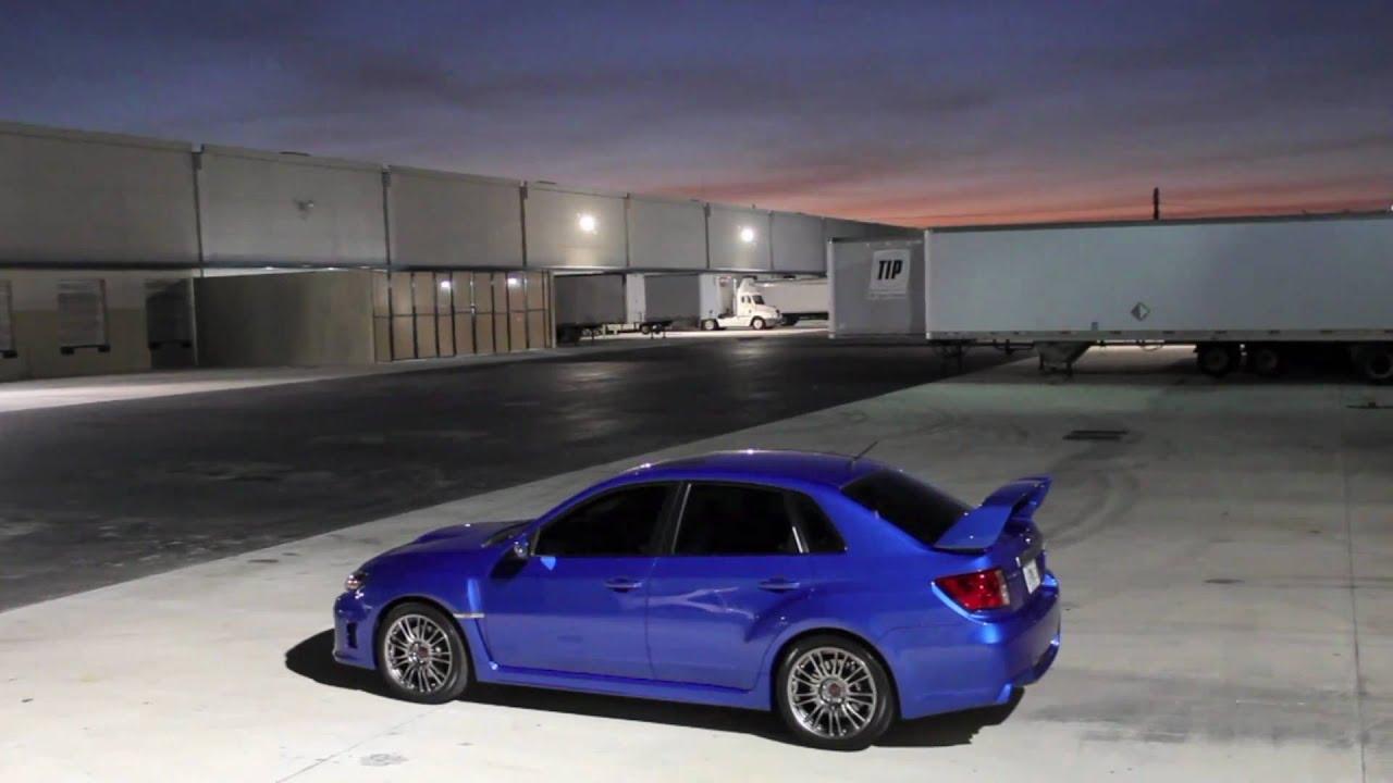 2011 Subaru Sti Sedan High Definition - YouTube