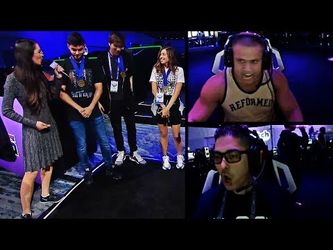 """WHEN TRICK2G SAYS HIS SIGNATURE PHRASE """"LATA B...CH"""" AT TWITCH CON 