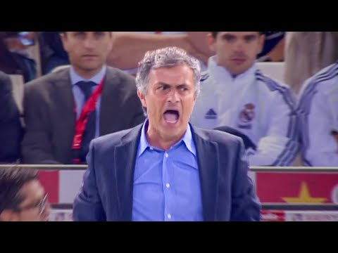 Real Madrid TOP 5 GREATEST games with MOURINHO