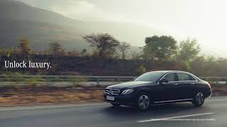 Unlock New Journeys   Mercedes-Benz India