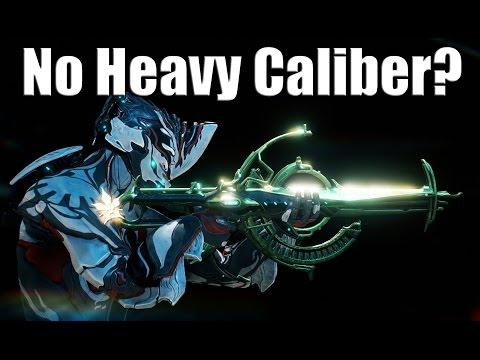 Warframe: When Do I Use Heavy Caliber?