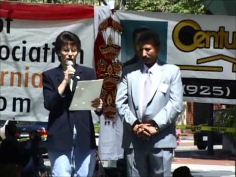 Dr  Kumar for Concord City Council Recognized by L...