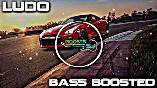 Ludo||Tony kakkar||Bass Boosted||wear headphone or earphones