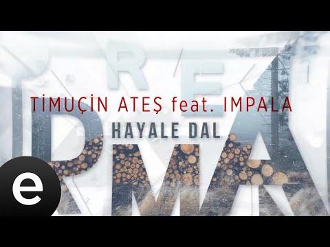 Timuçin Ateş Ft. İmpala - Hayale Dal - (Tipografi Video) #timuçinateş #durdünya - Esen Müzik