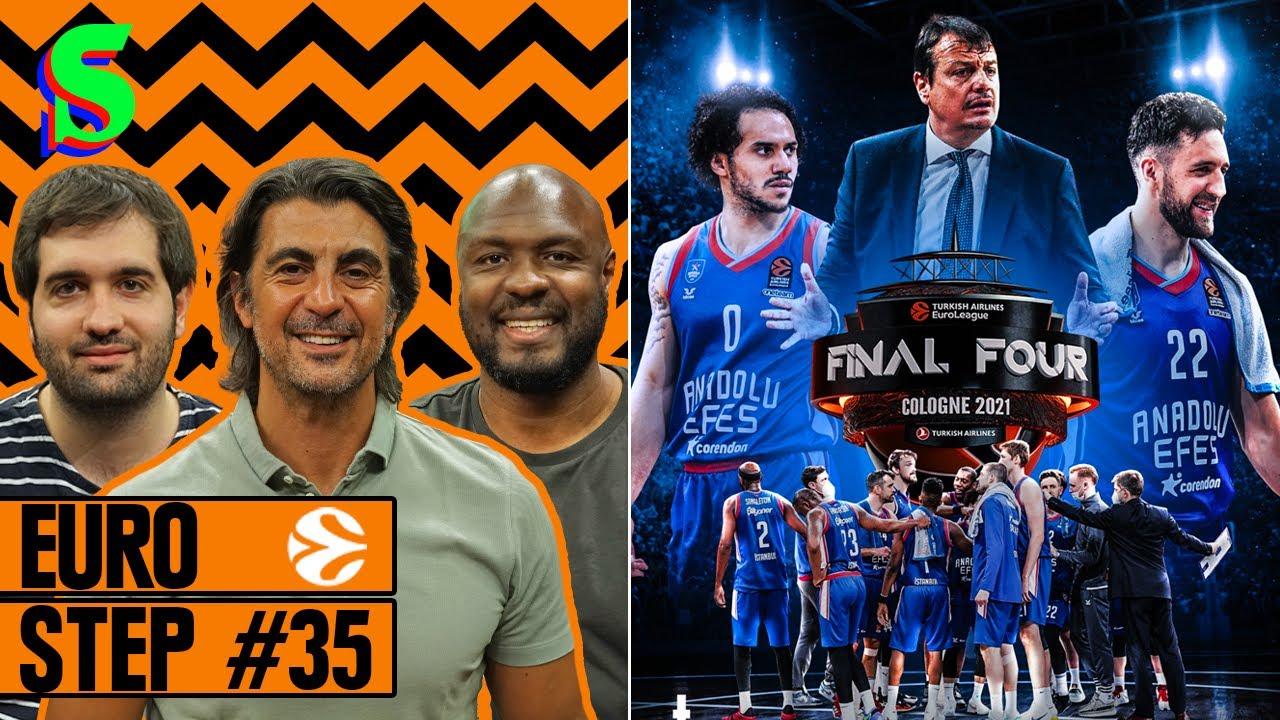 Final Four'a Ön Bakış, Efes-CSKA, Barça-Milano, Yılın Beşleri Tartışması I EuroStep #35