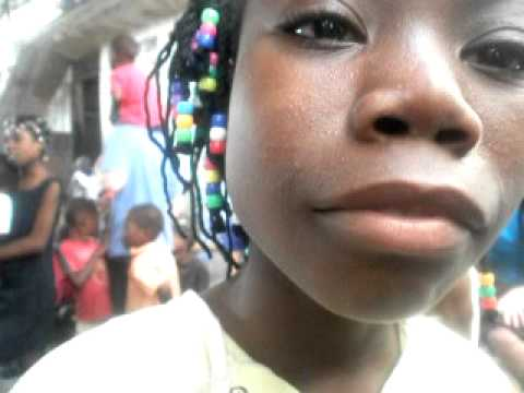 Orphanage in Carrefour, Haiti. Pt3 Travel Video