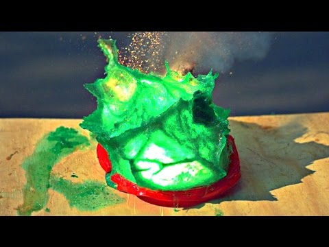 Thumbnail: What'll Happen if you Firecracker in a Slime?