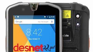 Point Mobile PM66 Android El Terminali | En iyi fiyatı ile Desnet'te 444 70 15