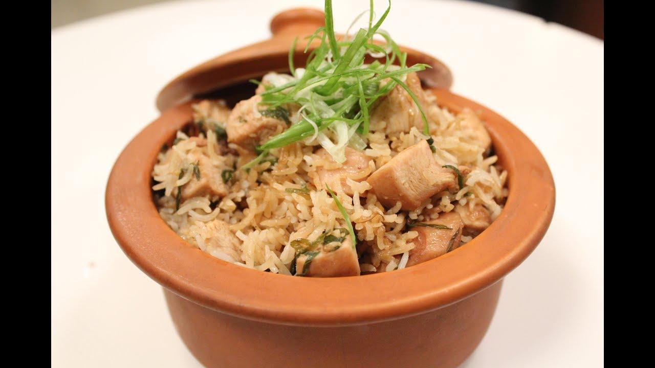 Clay pot rice one dish meal sanjeev kapoor khazana youtube clay pot rice one dish meal sanjeev kapoor khazana forumfinder Choice Image