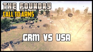 GRM vs USA - Call to Arms