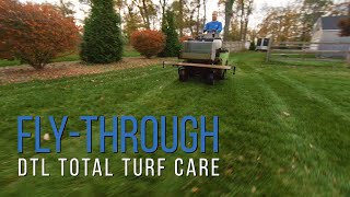 """Fly-Through """"DTL Turf Care"""""""