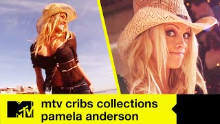 EP#2: Pamela Anderson's Amazing Malibu Beach House | MTV Cribs Collections