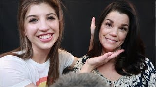 Trying to give my mom ASMR