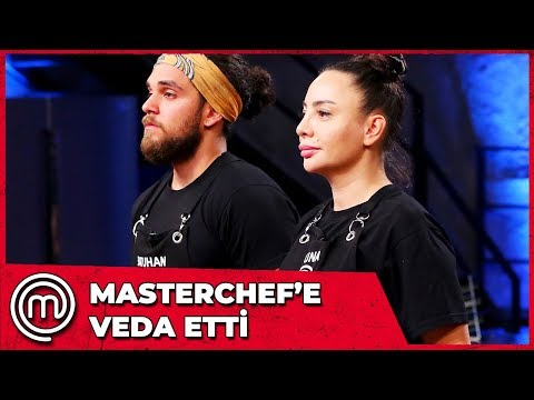 MasterChef'e Veda Eden İsim Belli Oldu   MasterChef Türkiye 52.Bölüm