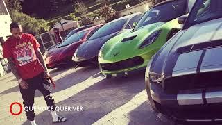 A luxuosa vida de Chris Brown