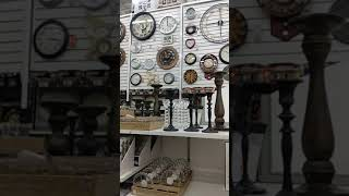 Miscellaneous items inside a big lifestyle store