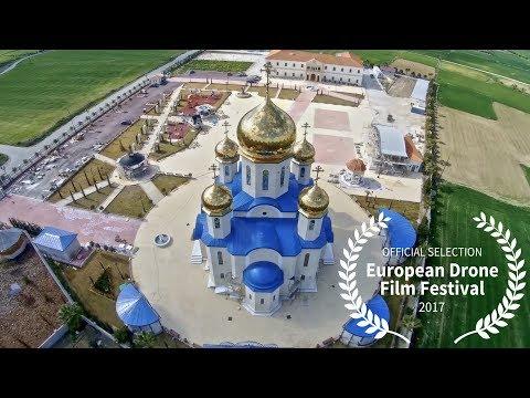 Russian Church Cyprus - Nicosia (XIRO XPLORER V 1080p)