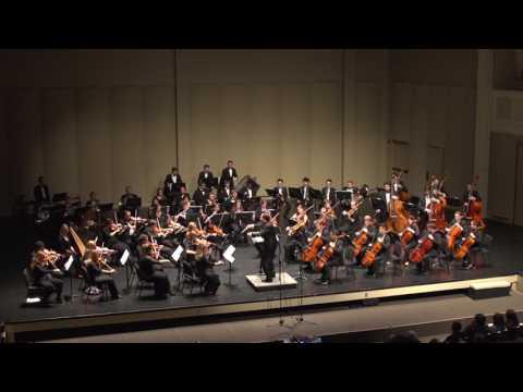 UWM Symphony Orchestra | October 7th 2016