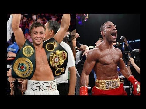 (BREAKING NEWS) GOLOVKIN VS BROOK IS FINALIZED AND SET FOR SEPTEMBER