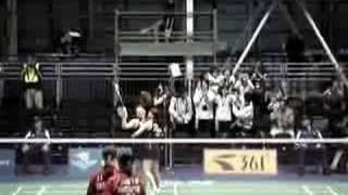 オグシオ・2007年スディルマンカップ