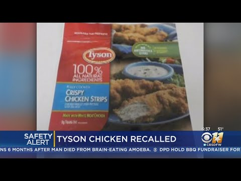 Evelyn Erives - SMH, There's Another Chicken Product Recall