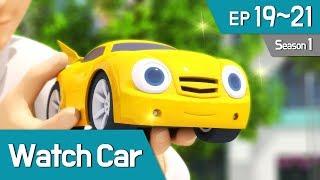 Power Battle Watch Car S1 EP 19~21 (English Ver)