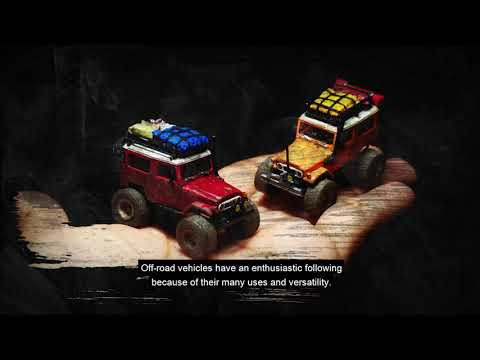 Diecast Offroad Collection By Atyd Pradana