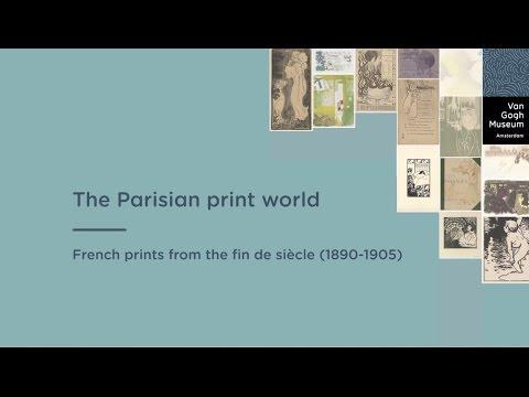 The Parisian print world