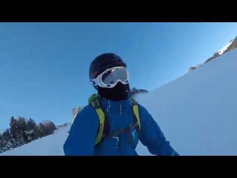 Skiing the Alps 2017: A Family Affair