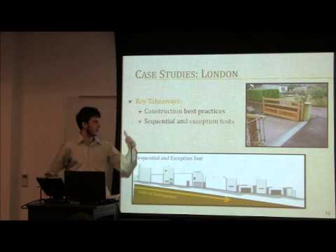 Fall 2011 Capstone: Flood Protection Standards