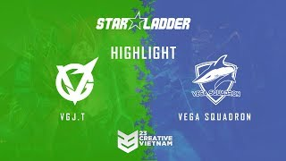 Highlight Starladder ImbaTV 2018 | VGJ.T vs Vega - Bo 3