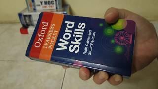 [Review] WORD SKILLS Oxford IELTS/TOEFL từ vựng tiếng anh bỏ túi