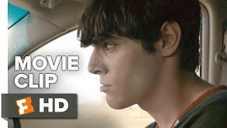 Who's Driving Doug Movie CLIP - I Can't Smile (2016) - RJ Mitte, Daphne Zuniga Movie HD