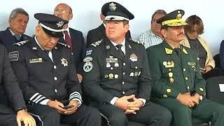 SAC: El Reto es en 2 Años Ser la Mejor Policía del País