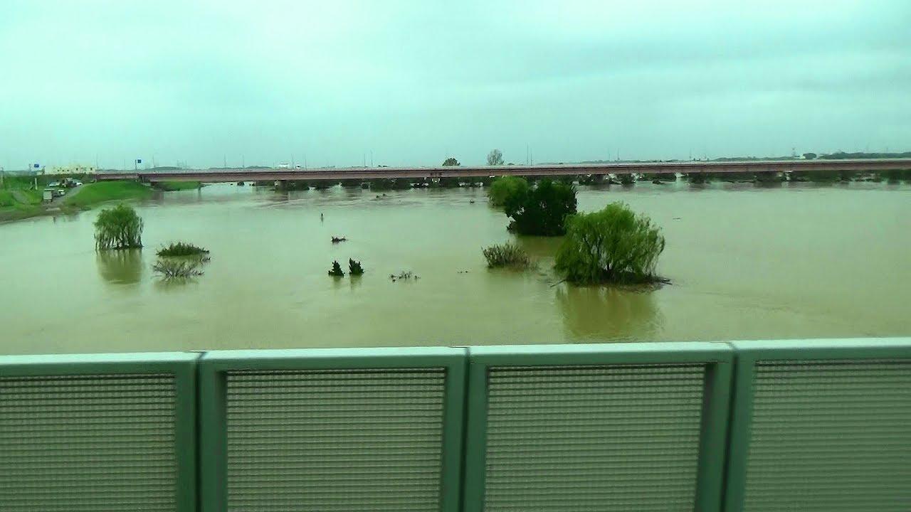 危険 水位 氾濫 利根川