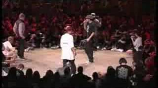 Grazy vs Just Do It vs Bootuz (Hip Hop Obseesion 2008) 1 vs 1 Final