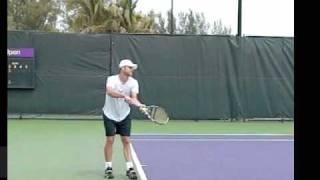 Andy Roddick Serve Slow Motion