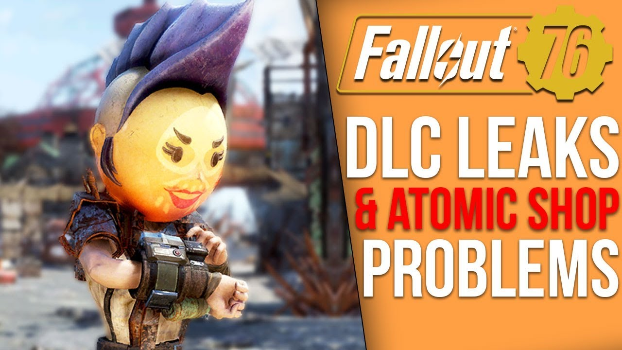 Fallout 76 News - New DLC Leaks, Atomc Shop Backlash, Future Update Detailed